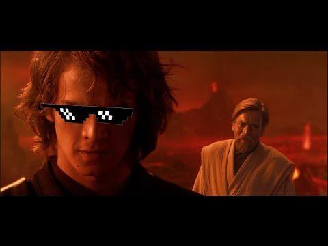 Anakin Is A Beast Star Wars Ytp Youtube Star Wars A Beast War