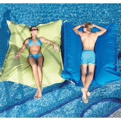 Pool Pillow!  If I had a pool....I'd HAVE to have one of these!