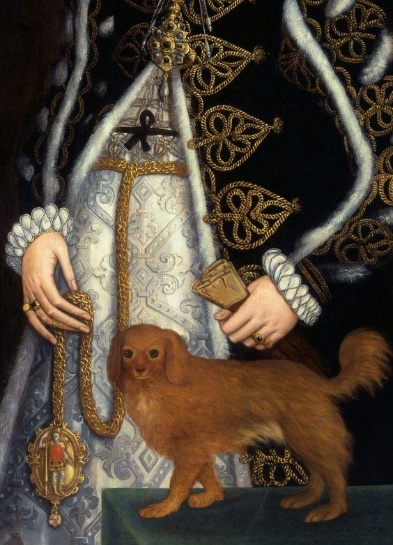 Steven van der Meulen (fl. 1543–1568) Portrait of a Woman, probably Catherine Carey, Lady Knollys. 1562: