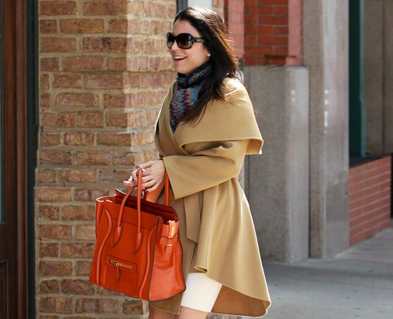 Real Housewife and lady entrepreneur Bethenny Frankel is hardly ...