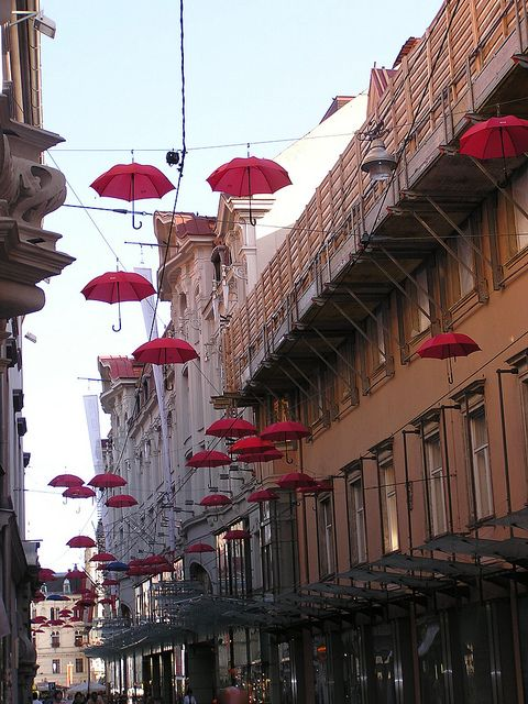traveling while abroad: Graz, Austria