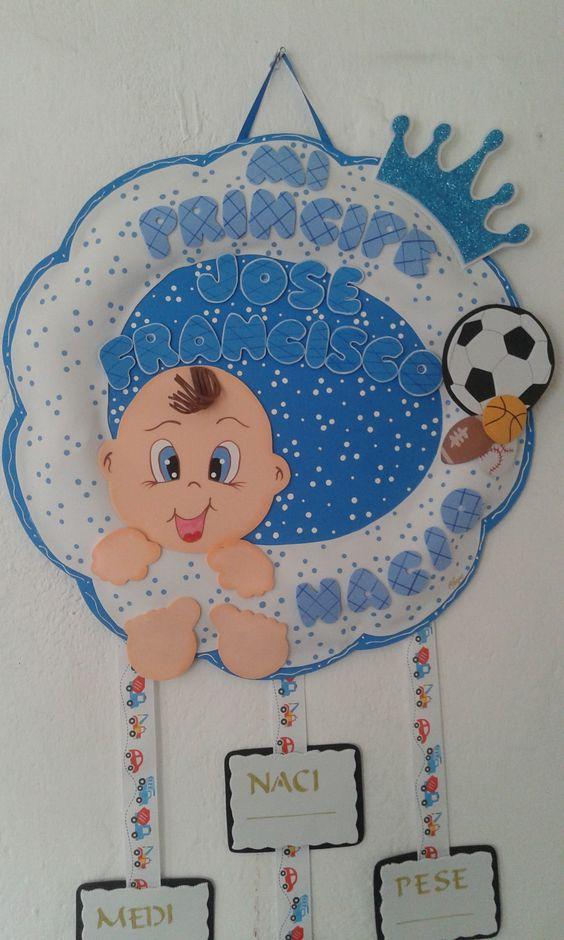 Bienvenidos para decorar puerta de cl nicas cuartos y baby - Abitaciones de bebes ...