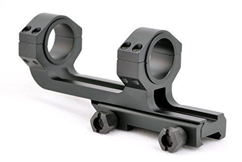 30mm Low Profile Tactical Rifle Scope Steel Rings Picatinny Weaver Rail SR-33