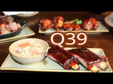 Best Bbq Restaurant In Kansas City Q39 Restaurant Review Where To Eat Food Best Bbq Restaurant