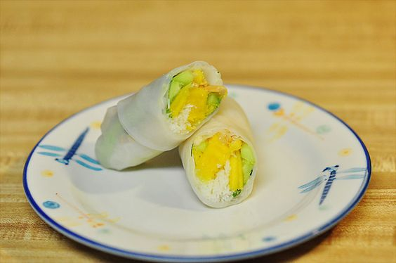 ... Summer Rolls & Thai Dipping Sauce | Summer Rolls, Dipping Sauces and