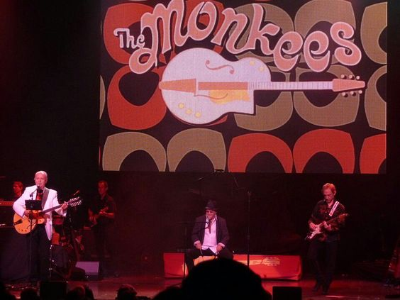 The Monkees live  Photo by Megan Doe << I'll be seeing them in 2 weeks (July 31, Austin)  I'm oh so very excited!!