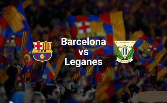 موعد مباراة برشلونة وليجانيس والقنوات الناقلة Leganes Sports Barcelona