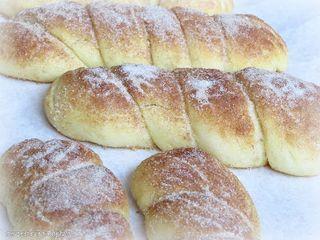 Cinnamon Sugar Breadsticks - Zimt-Zucker Breadsticks | Thermomix - Rezepte mit Herz | Bloglovin'