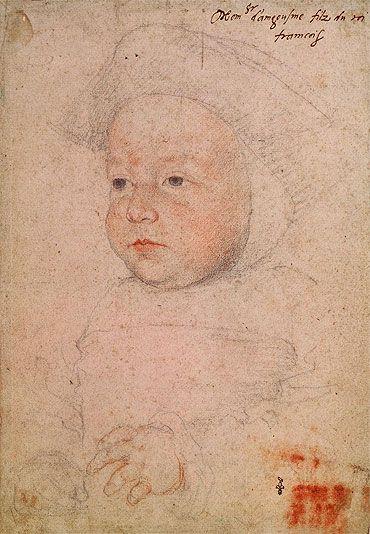 Charles de France 1524