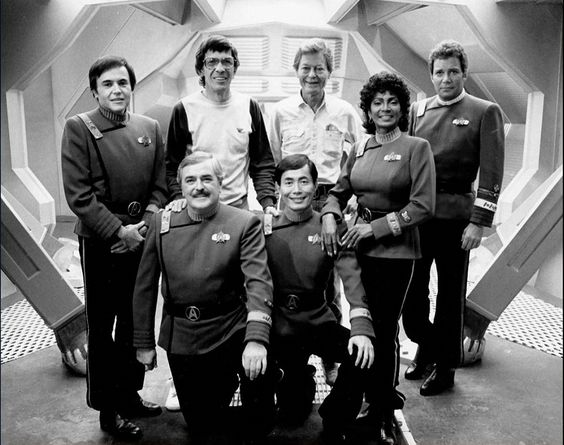 Image result for ds9 crew picture