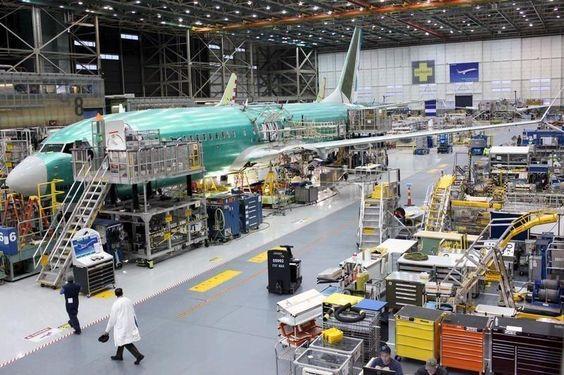 U.S. industrial output falls, signals weak first-quarter GDP growth #inewsphoto