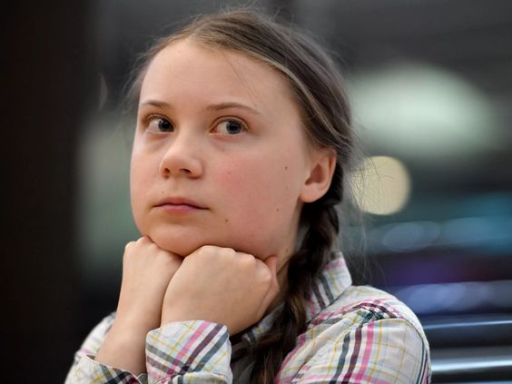 Грета Тунберг: 10 тыс изображений найдено в Яндекс.Картинках