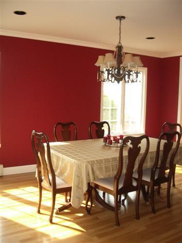 Benjamin Moore Raspberry Truffle Paint Colors