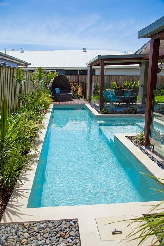 27 Backyard Pool House Pictures Swimming Pool Builder Small Pool Design Backyard Pool Designs