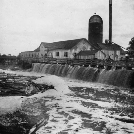 Peshtigo Company Sawmill