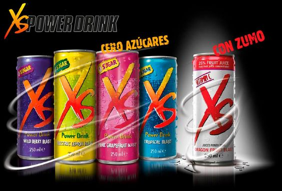 ¿Has probado ya el #XS Juiced Power Drink Dragon Fruit? Está buenísimo y es saludable, te recomendamos probarlo.  ¿Qué sabor te gusta más?