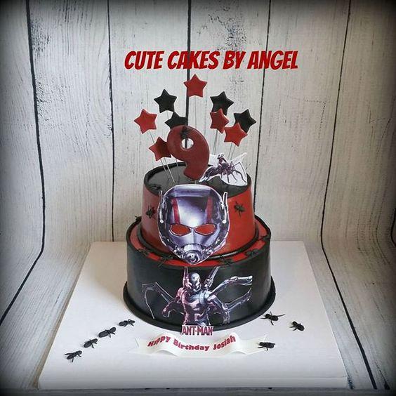 Ant Man Cake Design : Ants, Cakes and Man cake on Pinterest