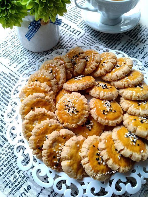 Chui Kao So By Vita Lim Adalah Resep Kue Kering Simple Namun Masalah Rasa Silahkan Dibuktikan Sendi Kue Kue Kering Resep