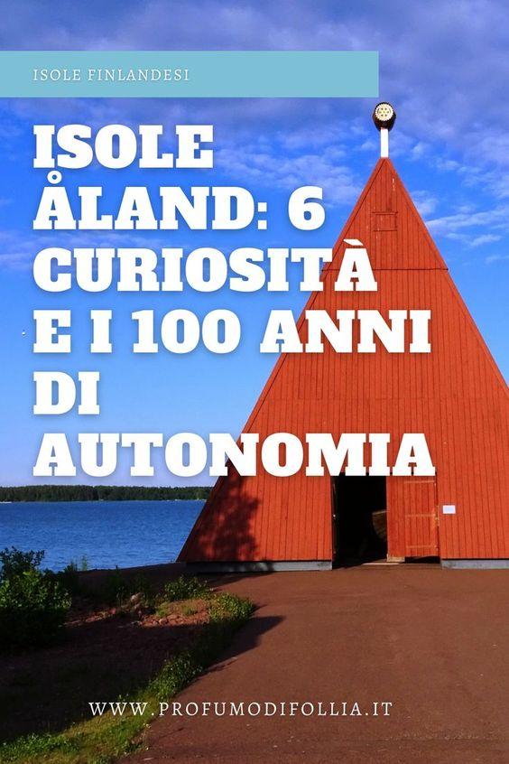 Isole Åland: immagine Pinterest