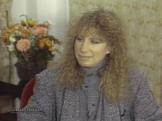 Barbra Streisand inteview -- CityLights with Brian Linehan (please click through to see entire interview) ... December 15, 1983