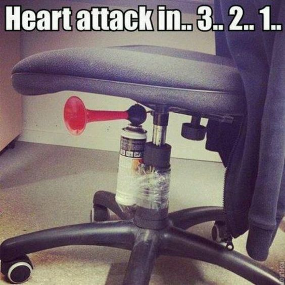 Crazy Prank Ideas (14 Pics) | Vitamin-Ha www.vitamin-ha.com630 × 630Search by image Funny Prank Collection (51 Pranks):