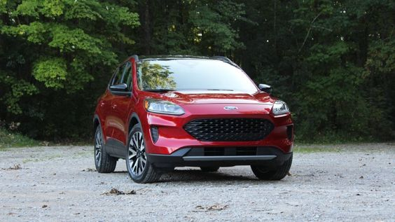 2020 Ford Escape Reviews Ford New Ford Focus Hybrid Crossover