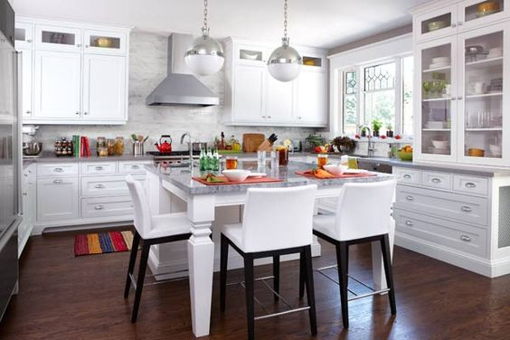 Eat In Kitchen Designs Inspiration Decorating Design
