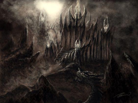Utumno,  Utumno (también llamada Udûn en sindarin) es el nombre que recibe la gran fortaleza de Melkor, excavada durante las Edades de las Lámparas en el norte de la Tierra Media. Ubicada en el extremo oriental de las Montañas de Hierro, en un pequeño valle interno de las mismas, muy cerca del Mar de Ekkaia.  En ella conspiró contra los demás valar y reunió a los maiar rebeldes (entre ellos los balrogs) y a otros espíritus malignos.