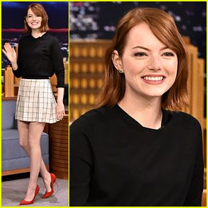 Emma Stone Responds to 'Ghostbusters' Casting Suggestions