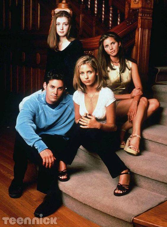 Btvs group photo in Season 2.
