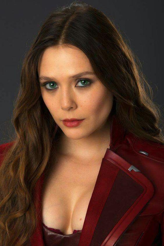 Elizabeth Olsen Hermosas Celebridades Bruja Escarlata Actrices Bonitas