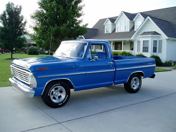 Darrell Gilmore uploaded this image to '5 folder 2013_classic_antique_muscle cars/67 ranger blu'.  See the album on Photobucket.
