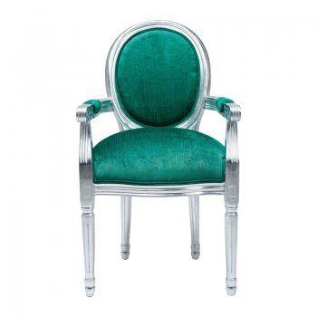 Kare design meubels woonaccessoires woondecoratie - Stoel dineren baroque ...