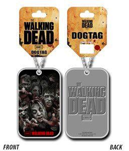The Walking Dead Erkennungsmarken - Hadesflamme - Merchandise - Onlineshop für alles was das (Fan) Herz begehrt!
