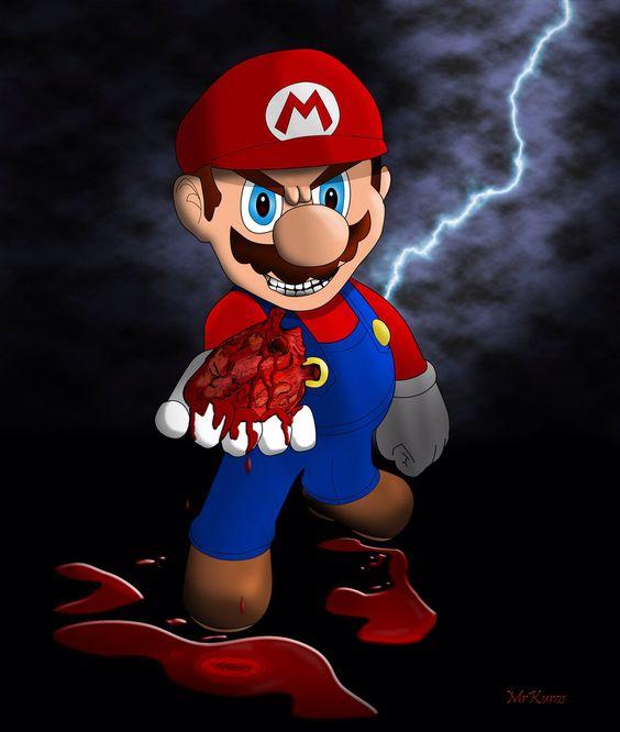 Not Mario