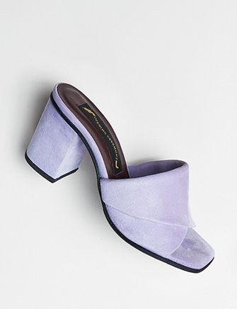 #OPENINGCEREMONY Curtain Mid Heeled Sandals