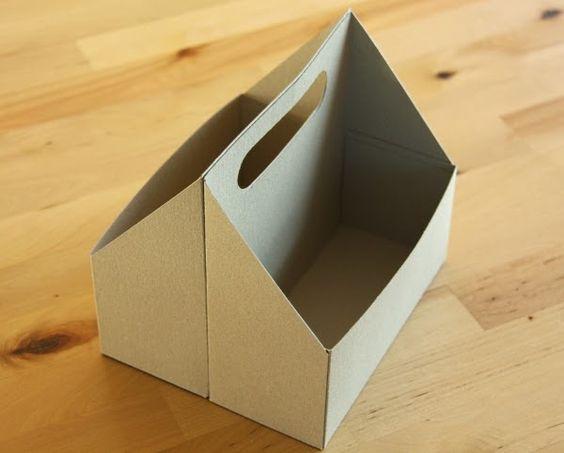 MitmachMontag Tutorial und Inspiration von Tanja für www.danipeuss.de | DIY Organizer Box für Project Life Karten und andere Scrapbooking Embellishments