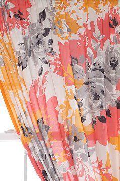 Plum & Bow Wildflower Curtain