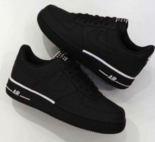 cute black trainers