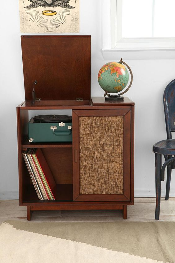 Newcomb Media Console - Urban Outfitters - $299