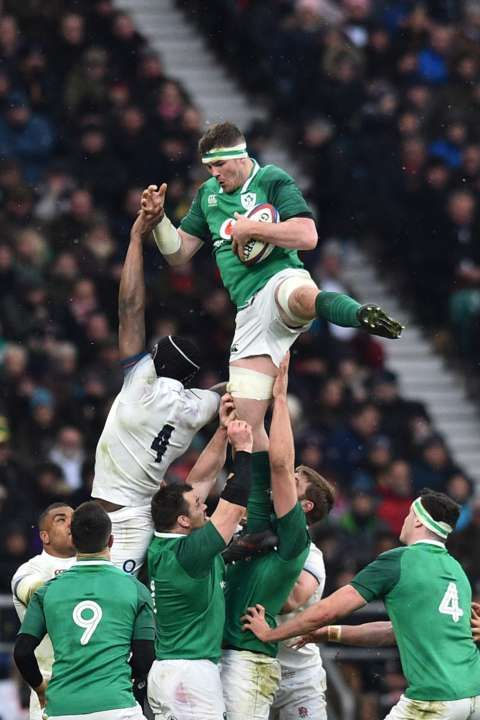 Relive Final Day Of Six Nations As Ireland Clinched Grand Slam Rugby Wallpaper Ireland Rugby Rugby Union