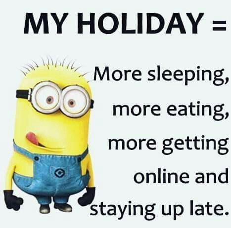What Summer Vacation Is To Me Vacation Quotes Funny Funny Minion Quotes Funny Relatable Quotes