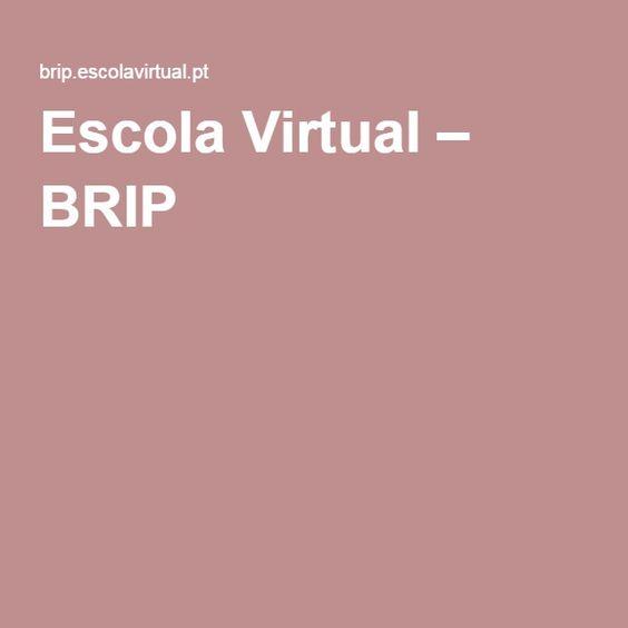 Escola Virtual – BRIP
