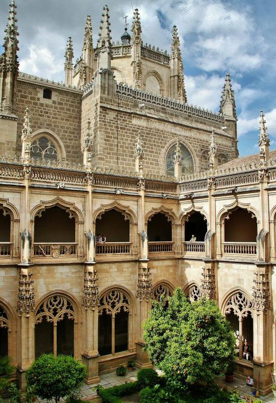 Monasterio de San Juan de Reyes en Toledo