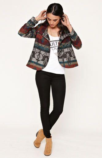 Shady Love Jacket