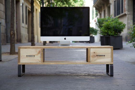 Muebles de palets reciclados hechos con mucho cariño Muebles hechos