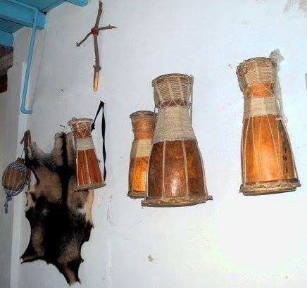 Juan Bencomo Pedroso y la Construcción del Ritual Sagrado en los Batá.-