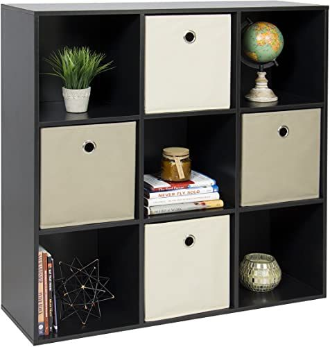 Amazing Offer On Best Choice Products 9 Cube Stackable Bookshelf Display Storage System Compartment Organizer W 3 Removable Back Panels Black Online Wouldto In 2020 Cube Furniture Bookshelf Storage Cube Storage Shelves