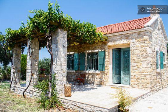 Cottage in Urla, Izmir, Türkei. Hübsches kleines Ferienhaus.