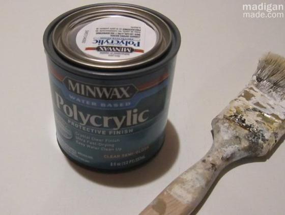 painting tips using polyurethane
